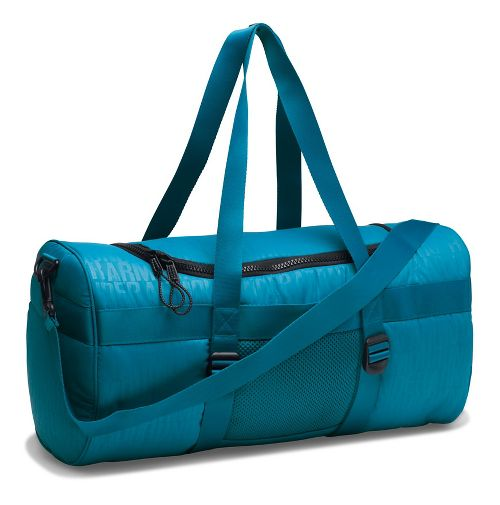 Womens Under Armour All Day Duffle Bags - Bayou Blue