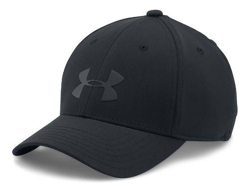Under Armour Boys Headline Cap 2.0 Headwear - Black/Black XS/S