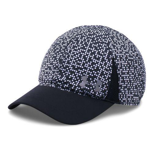 Under Armour Girls Shadow Cap Headwear - Black/White