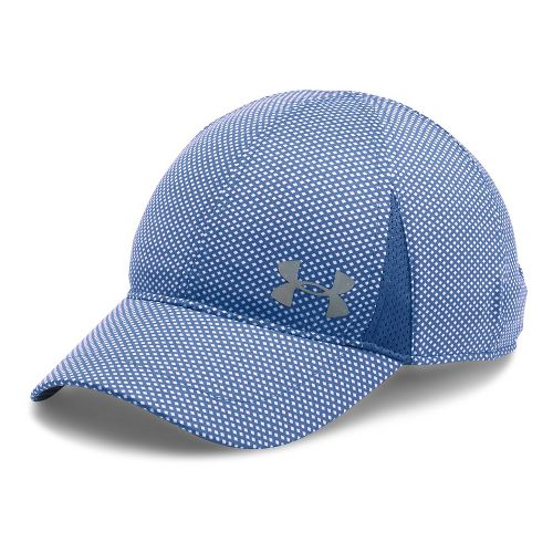 Under Armour Girls Shadow Cap Headwear - Deep Periwinkle/Ice