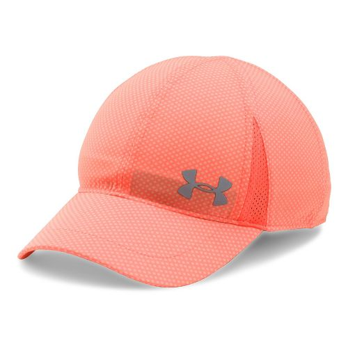 Under Armour Girls Shadow Cap Headwear - Orange/Peach