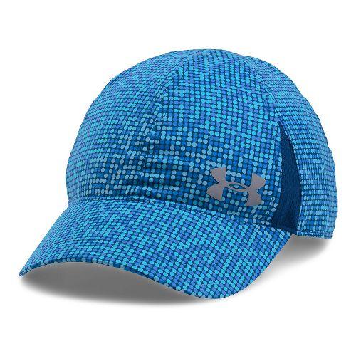 Under Armour Girls Shadow Cap Headwear - Blackout Navy/Blue