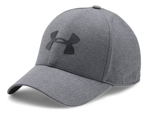 Mens Under Armour CoolSwitch AV Cap 2.0 Headwear - Black M/L