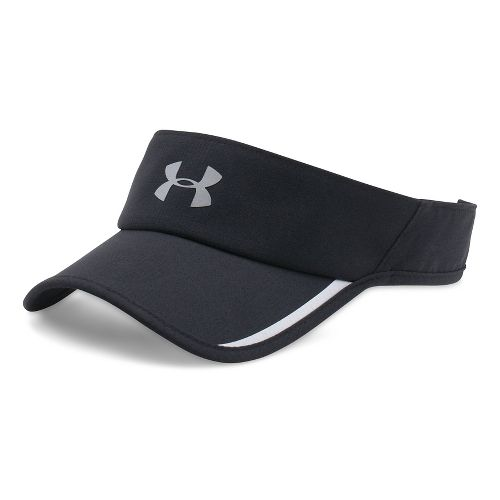 Mens Under Armour Shadow AV Visor Headwear - Black