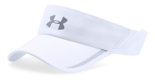 Mens Under Armour Shadow AV Visor Headwear - White
