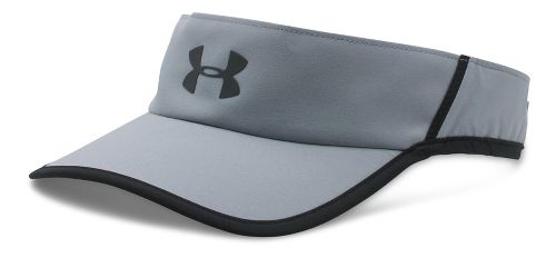 Mens Under Armour Shadow Visor 4.0 Headwear - Steel/Black