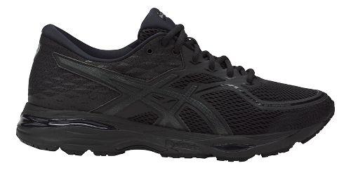 Mens ASICS GEL-Cumulus 19 Running Shoe - Black/Black 14