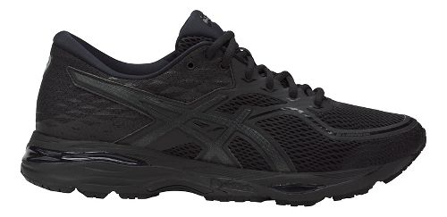 Mens ASICS GEL-Cumulus 19 Running Shoe - Black/Black 8