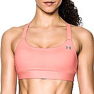 Womens Under Armour Eclipse Mid Heather Sports Bra - Cape Coral L