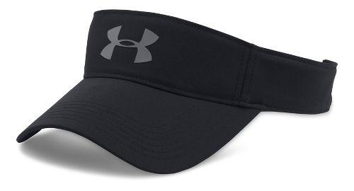 Mens Under Armour Headline Visor 2.0 Headwear - Black