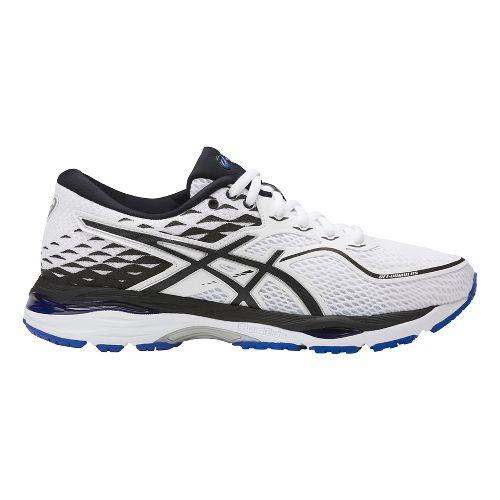 Womens ASICS GEL-Cumulus 19 Running Shoe - White/Black 6.5