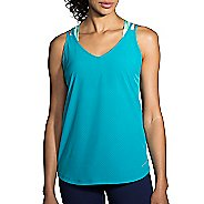 Womens Brooks Fremont Sleeveless & Tank Tops Technical Tops