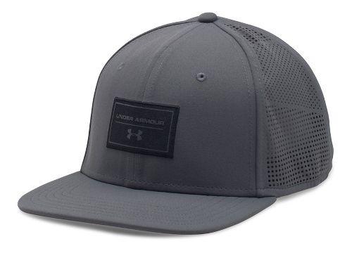 Mens Under Armour Supervent FB Handwear - Graphite/Black