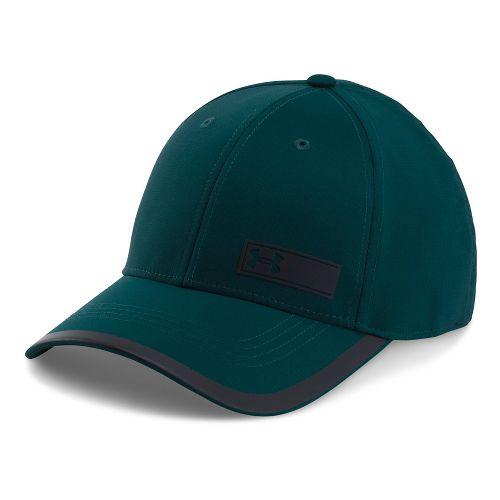 Mens Under Armour TB Train Cap Headwear - Arden Green M/L