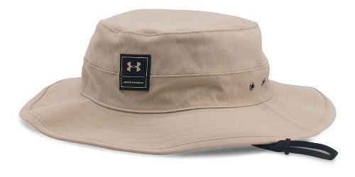 Mens Under Armour Train Bucket Headwear - Desert Sand