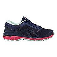 Womens ASICS GEL-Kayano 24 Lite-Show Running Shoe - Indigo/Pink 11