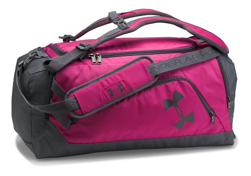 Under Armour Undeniable Backpack/Duffle Medium Bags - Tropic Pink/Graphite