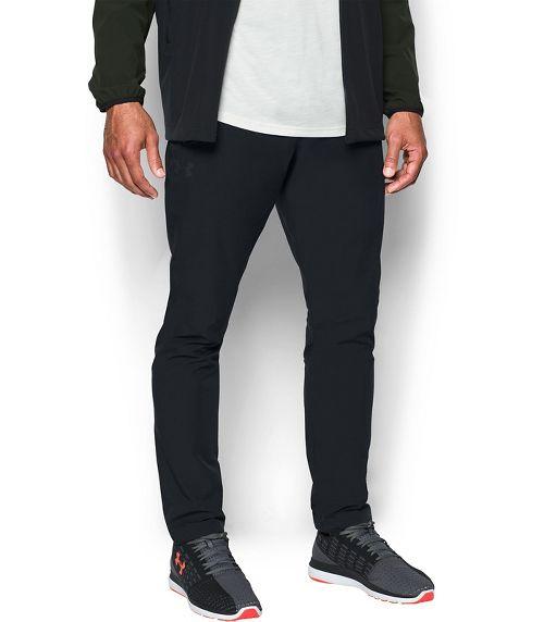 Mens Under Armour WG Woven Pants - Black L-T