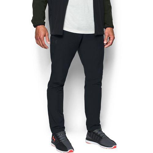 Mens Under Armour WG Woven Pants - Black XXL
