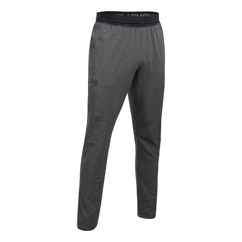 Mens Under Armour WG Woven Pants - Carbon Heather 4XL-T