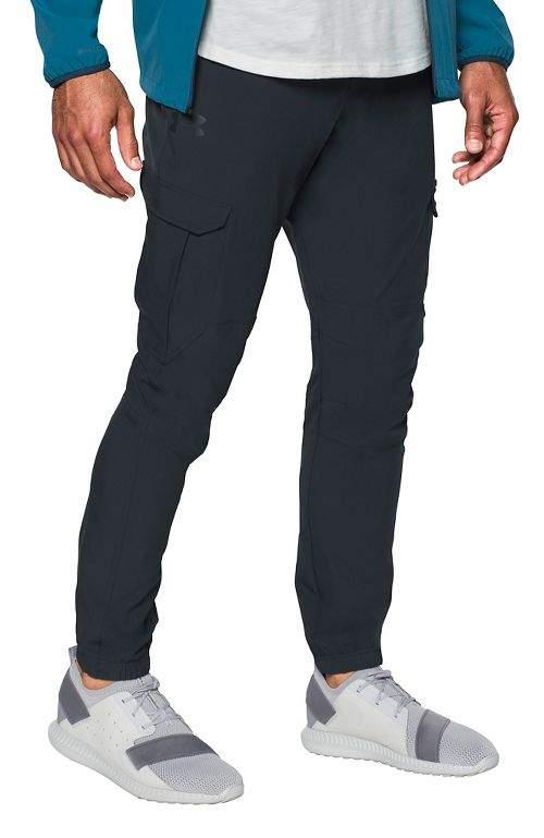 Mens Under Armour WG Cargo Pants - Anthracite L