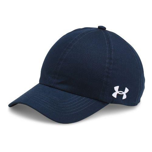 Womens Under Armour Team Armour Cap Headwear - Midnight Navy