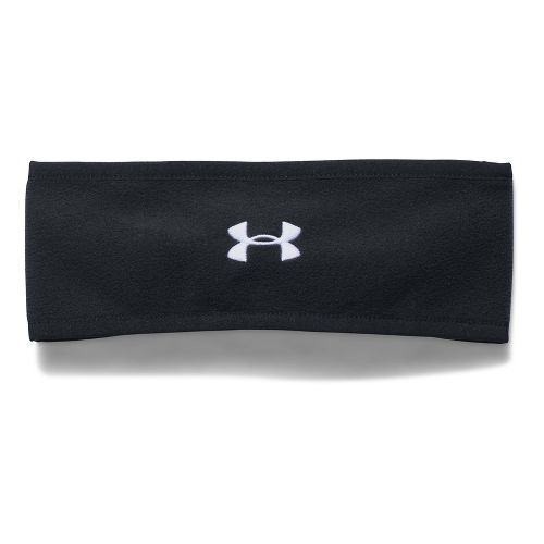 Womens Under Armour Team Survivor Fleece Band Headwear - Black