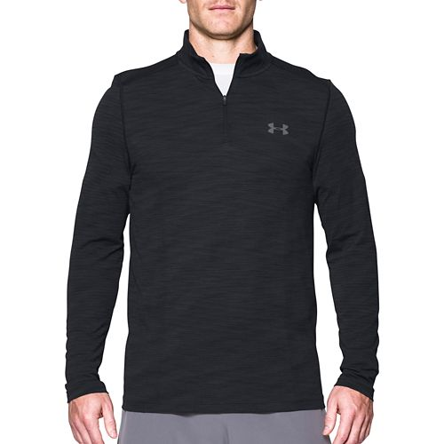 Mens Under Armour Threadborne Seamless 1/4 Zip Half-Zips & Hoodies Technical Tops - ...