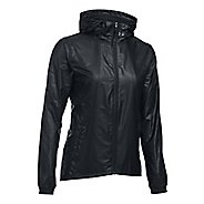 Womens Under Armour Run True Cold Weather Jackets - Black XL