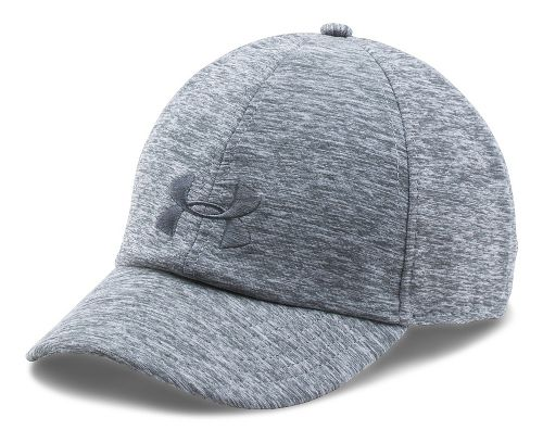 Womens Under Armour Twisted Renegade Cap Headwear - True Grey Heather