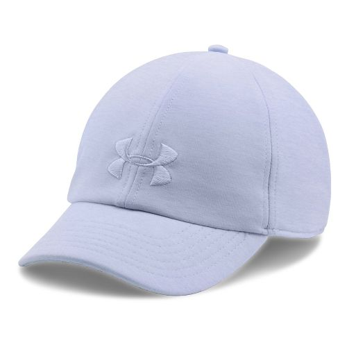 Womens Under Armour Twisted Renegade Cap Headwear - Lavender Ice/White