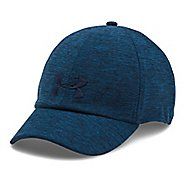 Womens Under Armour Twisted Renegade Cap Headwear - Blackout Navy/Navy
