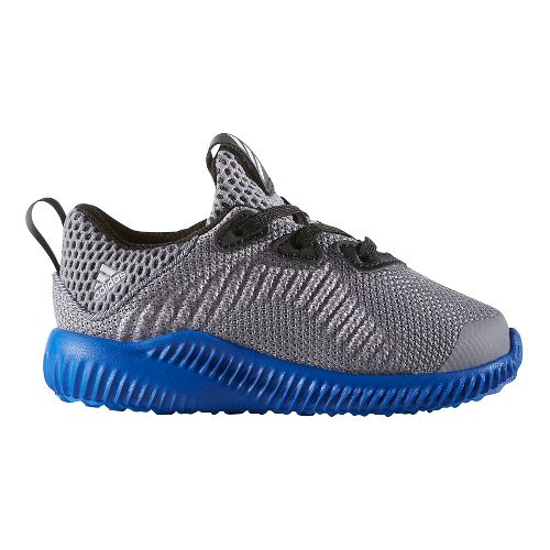 adidas AlphaBounce Running Shoe - Grey/Blue 6C