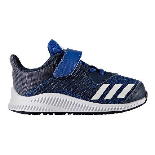adidas FortaRun Running Shoe - Navy/White 10C