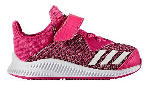 adidas FortaRun Running Shoe - Bold Pink/White 6.5C