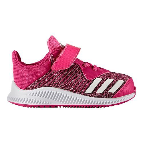 adidas FortaRun Running Shoe - Bold Pink/White 8.5C
