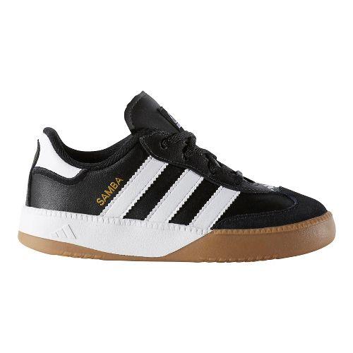 adidas Samba Millennium Casual Shoe - Black/White 9.5C