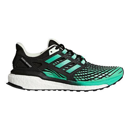 Womens adidas Energy Boost Running Shoe - Core Black 7.5