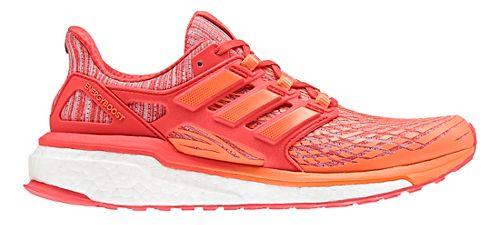 Womens adidas Energy Boost Running Shoe - Orange 11