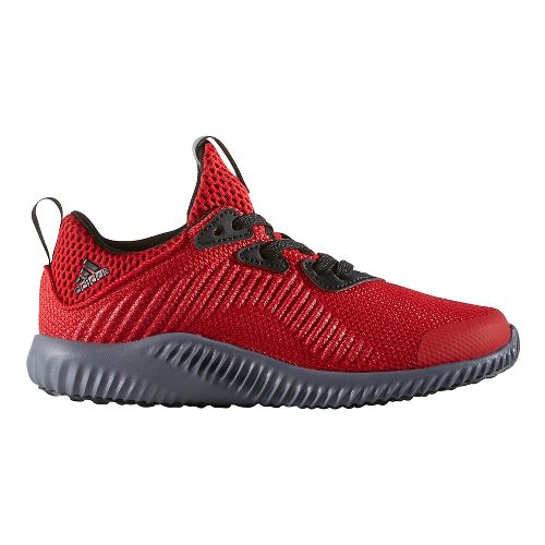 adidas AlphaBounce Running Shoe - Red/Black 1Y