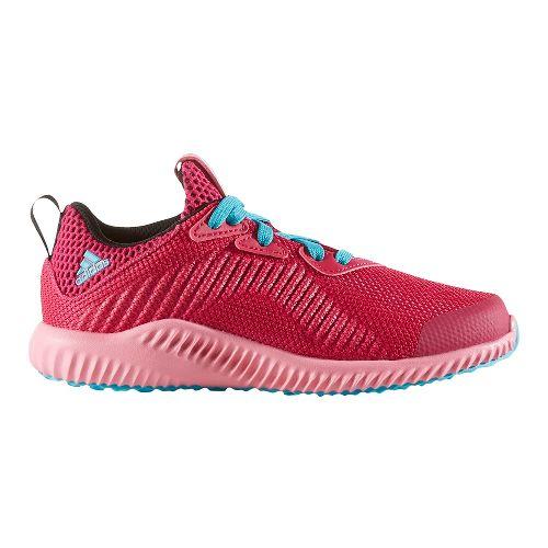 adidas AlphaBounce Running Shoe - Pink/Blue 13C