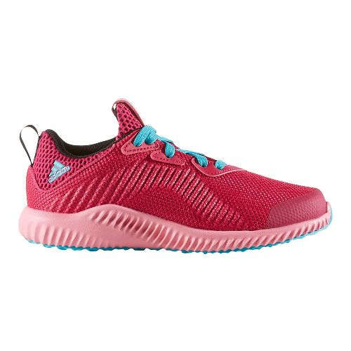 adidas AlphaBounce Running Shoe - Pink/Blue 2Y