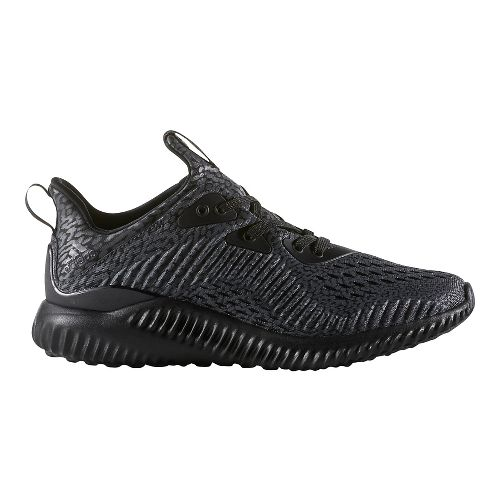 adidas AlphaBounce AMS Casual Shoe - Black 5Y