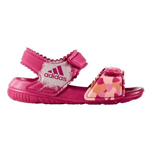 adidas AltaSwim Sandals Shoe - Bold Pink/Coral 7C