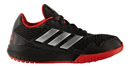 adidas Altarun Running Shoe - Black/Red 6.5Y