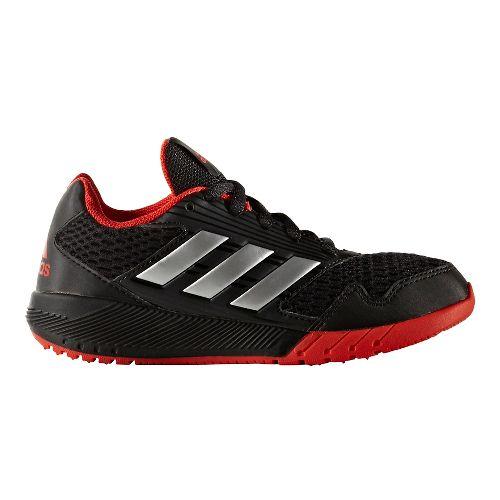 adidas Altarun Running Shoe - Black/Red 2.5Y