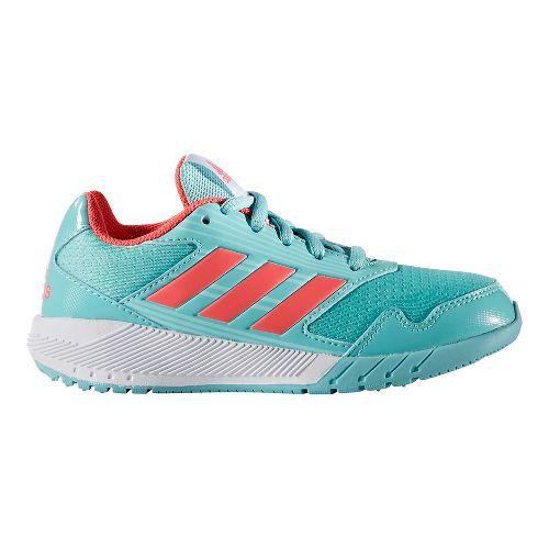 adidas Altarun Running Shoe - Aqua/Coral 3.5Y