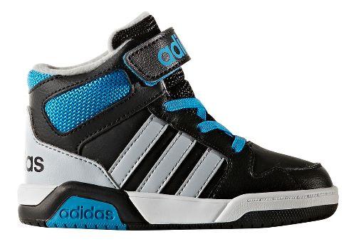 adidas BB9TIS Casual Shoe - Black/Solar Blue 9C