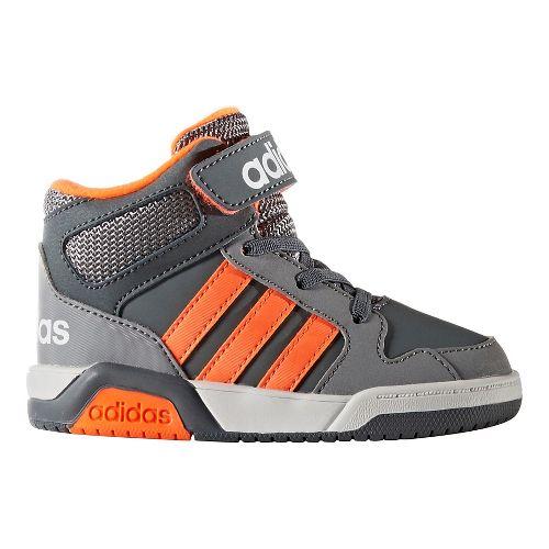 adidas BB9TIS Casual Shoe - Grey/Orange 10C