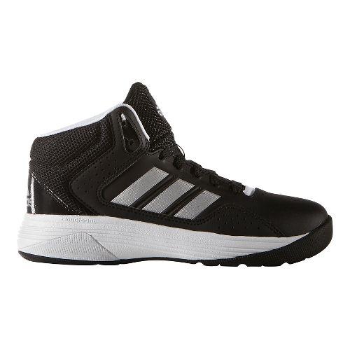adidas Cloudfoam Ilation Mid Casual Shoe - Black/Silver 1.5Y
